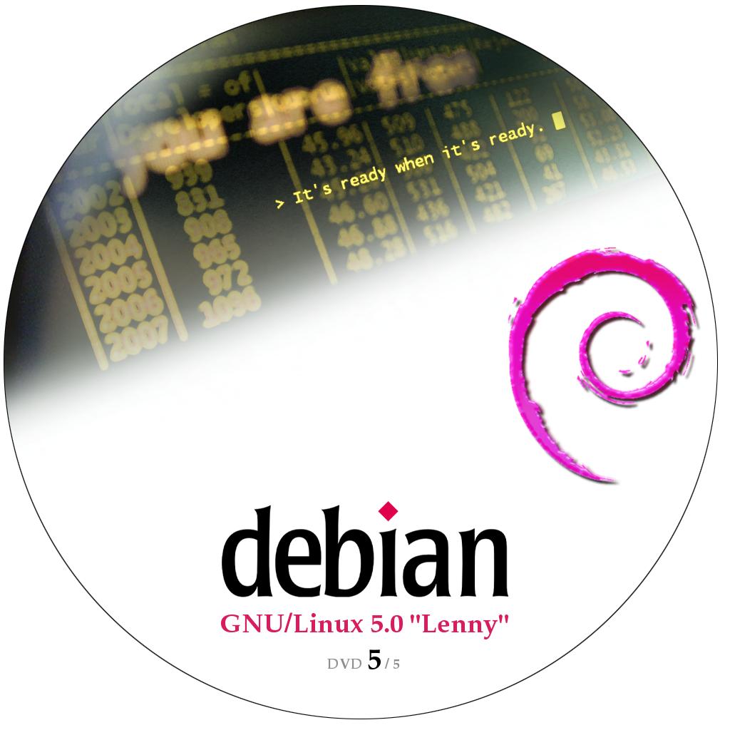 download linux debian 5 free